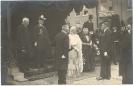Koninklijk bezoek aan Terneuzen in 1924